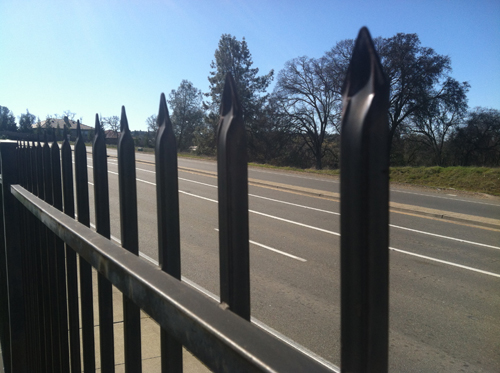 Iron Security Fence Stockton, CA