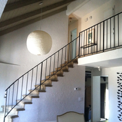 Wrought Iron Stair Railings Stockton